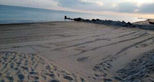 Villafranca Tirrena: continuano i lavori sul lungomare [VIDEO]