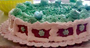 """A tavola con gusto: """"Torta Tiffany"""", elegante e raffinata"""