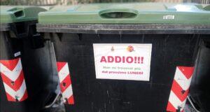 Differenziata, Messina: più controlli e via cassonetti in alcune vie