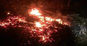 """Incendio a Rometta, il sindaco Merlino: """"la situazione è sotto controllo"""""""