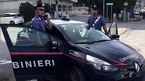 Sicurezza Messina, controlli dei Carabinieri: 2 arresti