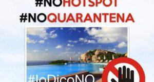 "Villafranca Tirrena, Parco degli Ulivi: ""no hotspot, no quarantena, #iodicono"""
