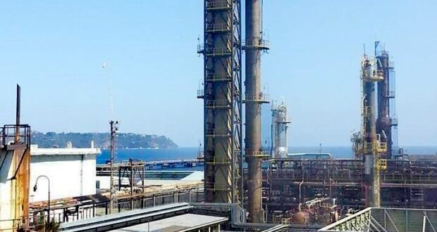 Due operai ustionati alla Raffineria di Milazzo