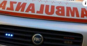 Incidente stradale a Monforte San Giorgio: 77enne perde la vita