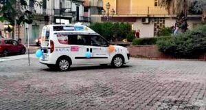 """Progetto """"Mobilità Garantita"""": donato Fiat Doblò alla Misericordia di Spadafora"""