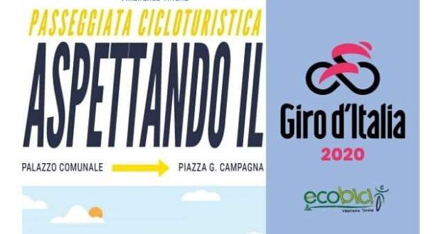 """Villafranca Tirrena: """"Passeggiata Cicloturistica"""" in attesa del Giro d'Italia"""