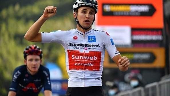 Il Team Sunweb vince la diciottesima tappa del Giro d'Italia