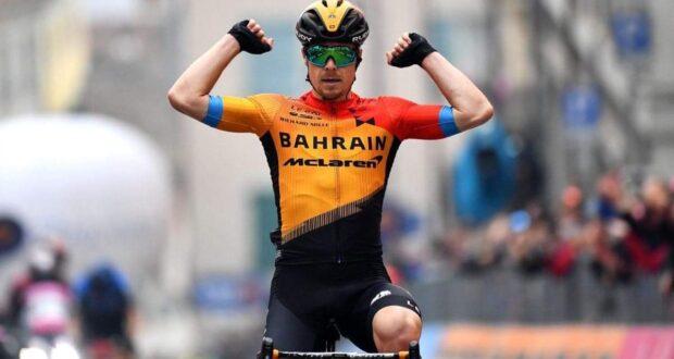 Tratnik vince la sedicesima tappa del Giro d'Italia