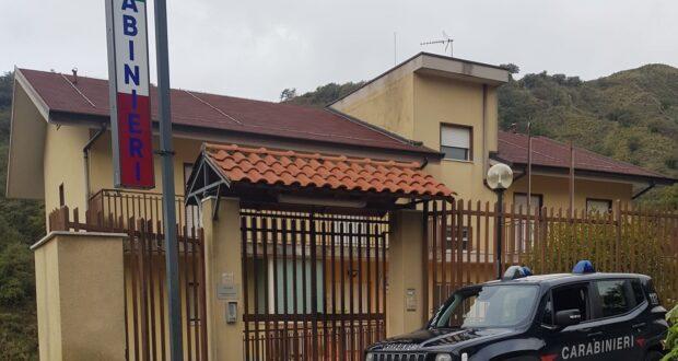 I carabinieri di Graniti incastrano ladro seriale
