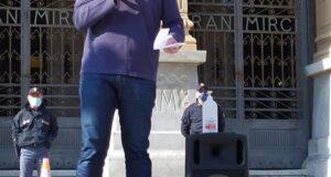 Alessandro Russo (PD): interpellanza contro l'ordinanza di chiusura delle scuole del sindaco De Luca.
