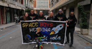 """Nascono gli """"Space Boys"""" gruppo organizzato a supporto del FC Messina"""
