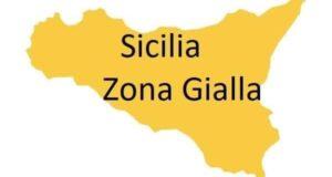 La Sicilia domenica sarà zona gialla