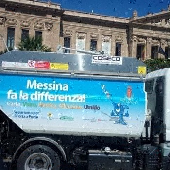 Zona Blu Messina: oggi niente rifiuti nei cassonetti, domani umido