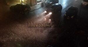 Ondata di maltempo nel Messinese: si contano i danni