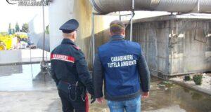 Traffico illecito di rifiuti: Operazione dei carabinieri del Noe e del comando provinciale CC di Messina