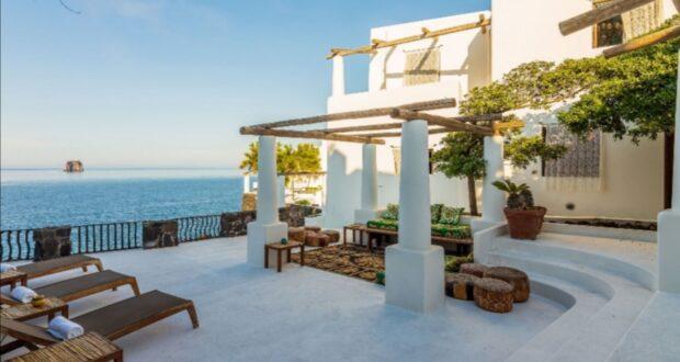 Stromboli, venduta la lussuosissima villa di D&G