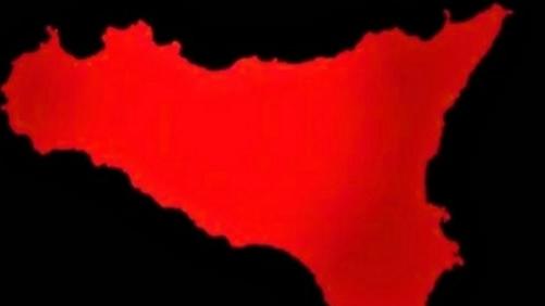"""Da domenica Sicilia """"zona rossa"""""""