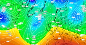 Lo Stretto zona arancione…anche sulle mappe. Inverno finito prima del tempo?