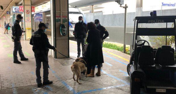 """Operazione Stazioni Sicure"" in Sicilia: controllate 371 persone in 32 scali ferroviari"