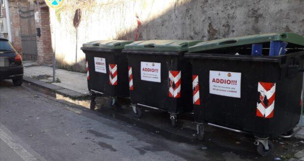 """Rifiuti Area Centro, MessinaServizi: """"Dall'11 gennaio rimossi i cassonetti nella zona Blu"""""""