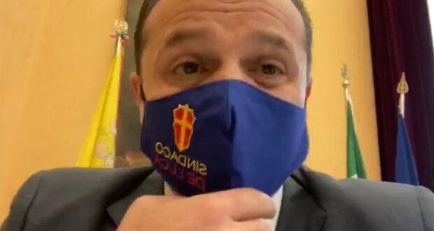 Il sindaco De Luca annuncia: Messina zona rossa da martedi 12 al 31 Gennaio
