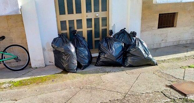 """Covid-19, Lombardo (Msbc): """"Trovati rifiuti non ritirati da più di una settimana"""""""