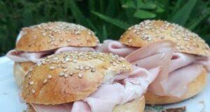 A tavola con gusto: panini fatti in casa da Maria Erica