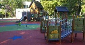 A Spadafora un parco giochi inclusivo