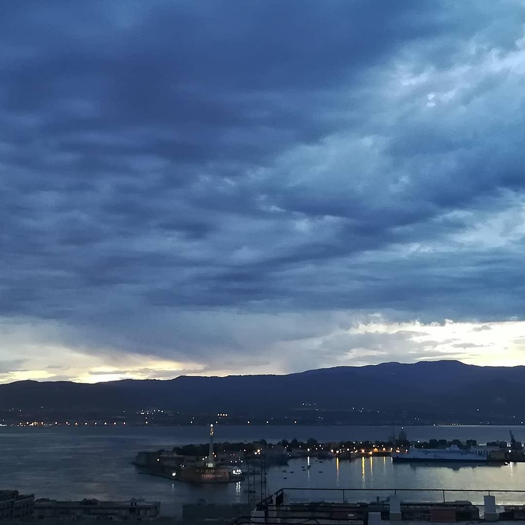 Fiocchi su Messina, ma nessuna imbiancata a Dinnammare nel 2021. Ora anticiclone?