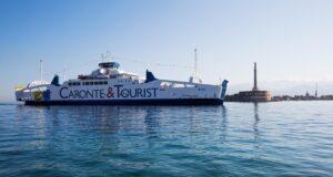 Maremoto nello stretto:   provvedimento della DIA contro la Caronte & Tourist