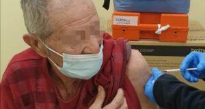 Vaccini: oggi 740 anziani prenotati a Messina e provincia,16 i quasi centenari