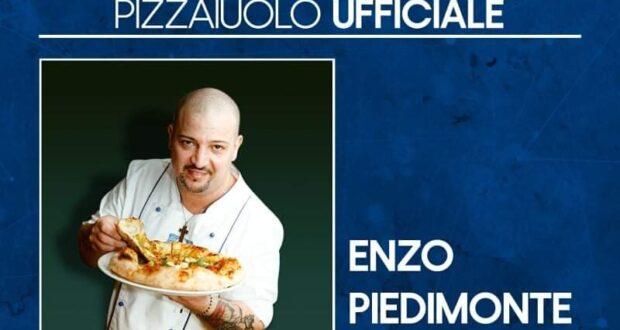 Enzo Piemonte è il pizzaiolo ufficiale di Casa Sanremo 2021
