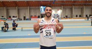 Antonio Trio campione italiano di salto in lungo: orgoglio milazzese