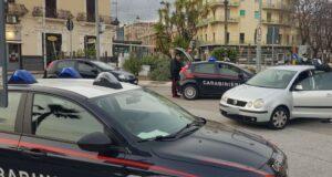 """""""Positivo"""" al COVID in giro per la città: denunciato dai carabinieri."""