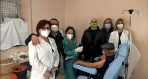 Covid, report vaccinazioni a San Piero Patti [FOTO]