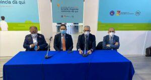 Inaugurato a Messina il 4° hub vaccinale in Sicilia