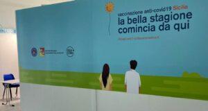 Covid Messina: team di psicologi all'hub in Fiera,