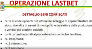 Clan Mangialupi, confiscati oltre 10 milioni di euro a Domenico La Valle (video)