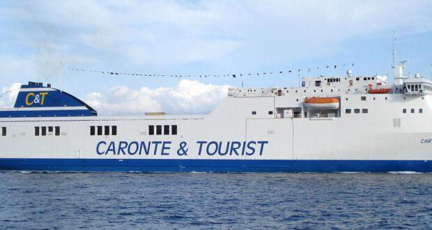 Tamponi molecolari negativi sulla nave Cartour Delta, ripresa la navigazione