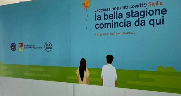 Covid Messina, i vaccini e i tamponi del giorno