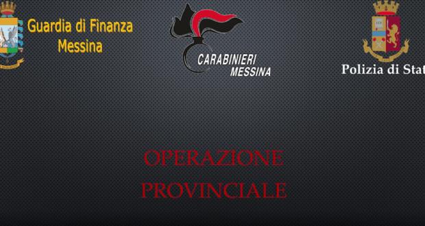 """Operazione """"Provinciale"""" l'elenco degli arrestati"""