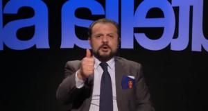 """Cateno De Luca: """"Mi candido alla regione se Musumeci intende rovinare la Sicilia per altri cinque anni"""""""