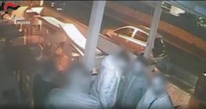 """Operazione """"Alcantara"""", 26 arresti. Il video del pestaggio"""