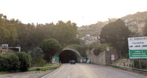 Continuano i lavori di messa in sicurezza sulla tangenziale, chiuso lo svincolo di Gazzi in entrata direzione Palermo dal 3 al 14 maggio