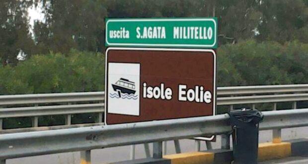 A20, il 9 aprile uscita obbligatoria a Sant'Agata con rientro a Santo Stefano