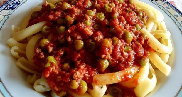 A tavola con gusto: spaccatelle messinesi al ragù siciliano