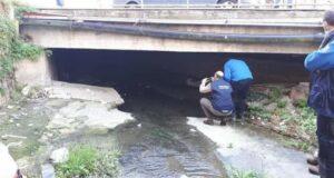 Alluvioni, Musumeci: «Mettiamo in sicurezza il torrente Acquavena di Spadafora»