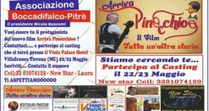 Un provino, un film, un sogno a Villafranca Tirrena
