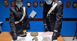 Nizza di Sicilia, un arresto in flagranza di reato per spaccio di stupefacenti