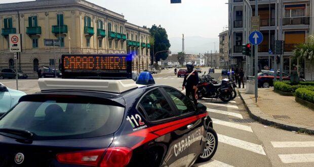 Controlli straordinari dei carabinieri in città. Tre arresti, una denuncia e quattro persone segnalate quali assuntori di sostanze stupefacenti.
